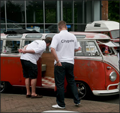 Volkswagen Open Day 2013