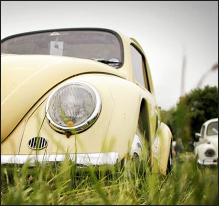 1974 Factory Sunroof Beetle